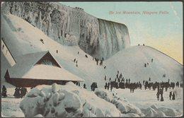 The Ice Mountain, Niagara Falls, New York, C.1905 - Postcard - NY - New York