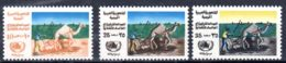 1.11.1973; Programme Alimentaire, YT 481 - 483; Neuf **, Lot 50634 - Libye
