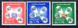 15.7.1973; Volkszählung, Mi-Nr. 420 - 422 **/ MNH, Los 50627 - Libyen