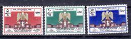 5.3.1973; 11e Int. Foire De Tripoli, YT 464 - 466; Neuf **, Lot 50626 - Libye