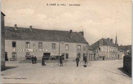 44 - LIGNE -- Les Hôtels - Ligné
