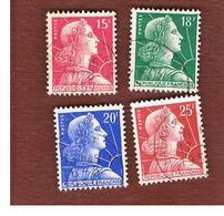 FRANCIA (FRANCE) -   SG 1238.1238c -    1955   FRANCE   - USED - France