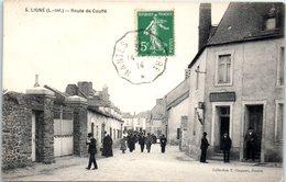 44 - LIGNE -- Route De Couffé - Ligné