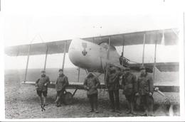 PHOTO AVION FARMAN AVEC PILOTE A IDENTIFIER   13X8CM - 1919-1938: Between Wars