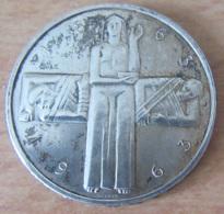 Suisse - Monnaie 5 Francs 1963 En Argent - Belle Qualité - Suisse