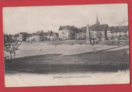 ERFURT : Friedrich Wilhelmsplatz  2 Scans. - Erfurt