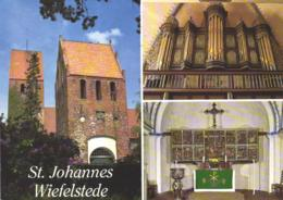 Orgel / Organ: Wiefelstede (D-A300) - Postcards