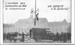 08 NOUZONVILLE - Humour Des Camelots Du Roi - Autres Communes