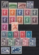 Nederland - Selectie Zegels - 6 Series -  MH - NVPH Zie Beschrijving - Postzegels