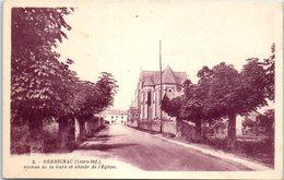44 - HERBIGNAC -- Avenue De La Gare - Herbignac