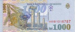 ROMANIA P. 106 1000 L 1998 UNC - Romania