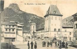 CPA 73 Savoie Moutiers Le Vieux Pont - Edit. Conche No 15 - Non Circulée - Moutiers