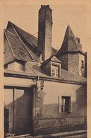 37. CHATEAU RENAULT. CPA SEPIA. VIELLE MAISON RUE GAMBETTEA - France