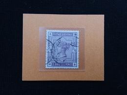 GRAN BRETAGNA 1883 - Regina Vittoria Alto Valore N. 86 Timbrato + Spedizione Prioritaria - 1840-1901 (Regina Victoria)