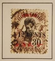 1906 France (ex-colonies & Protectorats) > Indochine Yt:FR-CAN 58, Mi:FR-IC B58I  - Oblitéré - Canton (1901-1922)