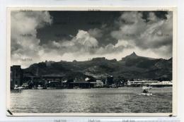 Mauritius Les Montagnes De Port Louis Jean Louis Postcard 1930s-50s - Mauritius