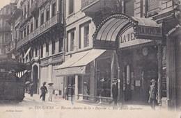 CPA :  Toulouse  (31) Bureau Annexe De La Dépèche  Rue Alsace Lorraine Tramway   ED Bayard N° 90 - Toulouse