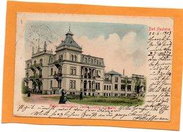 Bad Nauheim 1903 Postcard - Bad Nauheim