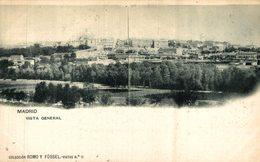 MADRID VISTA GENERAL - Madrid