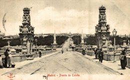 MADRID PUENTE DE TOLEDO - Madrid