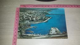 C-62569 MAFREDONIA VEDUTA AEREA IL PORTO - Manfredonia