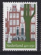 Nederland - Zomerzegels - Begijnhof - Amsterdam - MNH - NVPH 1069 - Monumenten