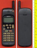 B-12109 NOKIA BBT-3s 1990s. Collectible Cellular Phone (used) With Panafon-card. - Téléphonie