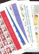 Belgie 2001 F2996/3000 Belgica 2001 In Volledige Vellen Onder Faciaal ! MNH Plaatnummer 21212 - Ganze Bögen