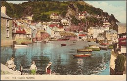The Harbour, Polperro, Cornwall, 1959 - Postcard - Other
