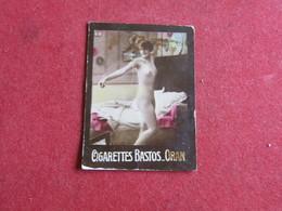 Chromo Pub,Cigarettes Bastos.Oran - Documentos Antiguos