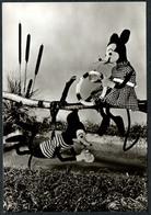 B9531 - TOP DDR Kinderfernsehen - Maus Mäuse Puppe Puppentrickfilm - Planet - VEB Künstlerpuppen Dresden Schwimmen - Andere
