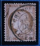CERES N°58 Ob . - 1871-1875 Cérès