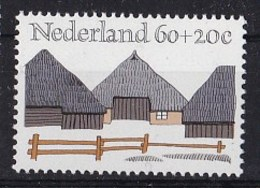 Nederland - Zomerzegels - Het Dorp Orvelte - Museumdorp/monumentendorp/Drenthe - MNH - NVPH 1071 - Monumenten