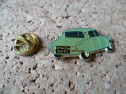 PIN'S     VOITURE  CITROEN DS - Citroën