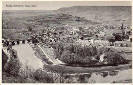 ECHTERNACH-PANORAMA-VIAGGIATA 1933 - Echternach