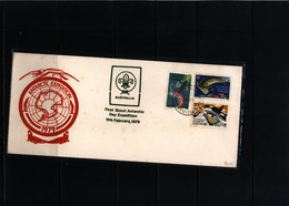 Australian Antarctic Territoriy 1979 First Scout Antarctic Day Expedition - Australian Antarctic Territory (AAT)