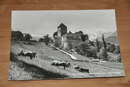6231- LIECHTENSTEIN - FURSTENTUM - SCHLOSS VADUZ - Liechtenstein