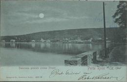 PORTOROŽ PORTOROSE ISTRA ISTRIA SLOVENIA, CP, Circulated 1900 - Slovenia
