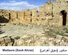 Cité Romaine De Timgad (Timgad - Algérie) - Tickets D'entrée