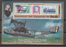 Paraguay 1979, Block M337,stamp On Stamp ,postzegel Op Postzegel,briefmarke,timbre ,timbro,sello,MNH/Postfris(L3315) - Postzegels Op Postzegels