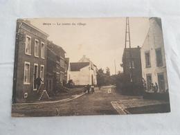 A 1037 - Oreye Le Centre Du Village - Oreye