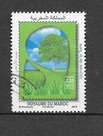 Journée De La Terre : N°1545 Chez YT. - Marokko (1956-...)