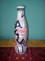 Coca-Cola Light Bottiglia Da Collezione - Armani Jeans - Bouteilles
