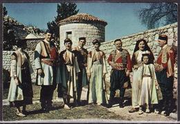 Montenegro - National Costumes - Montenegro