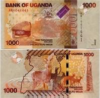 UGANDA       1000 Shilingi       P-49a       2010       UNC - Uganda