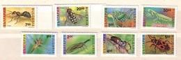 INSECTS  1992/93  8 V.-MNH  BULGARIA / Bulgarie - Bulgaria