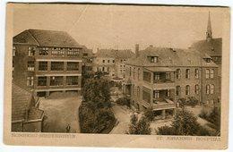 Germany Vintage Postcard Homberg-Niederrhein Used 1953 - Deutschland