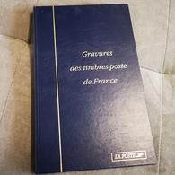 Album LA POSTE Pour GRAVURES Philatéliques Des Timbres-poste De France - Albums à Bandes