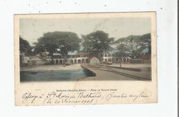 BATHURST (BANJUL) GAMBIA RIVER FIRM OF MAUREL FRERES 1908 - Gambie