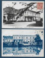 """MERIGNAC - Château """" Le Vivier """"  2 Cartes - Merignac"""